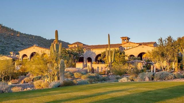 Arizona's Most Expensive Home Is a $32M Rustic Retreat With Gun Range