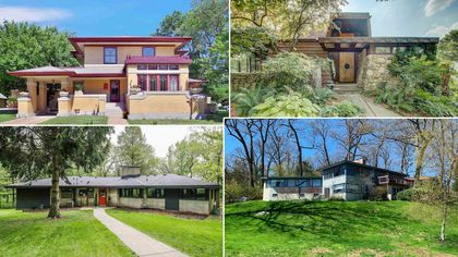 Can't Afford a Frank Lloyd Wright House? Buy One Built by His Proteges Instead