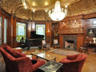 Historic Burrage House Unit For Sale In Boston's Back Bay