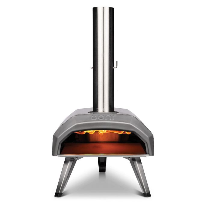 Ooni Karu wood- and charcoal-fired portable pizza oven
