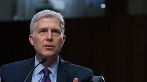 Supreme Court Justice Neil Gorsuch Will Now Hear Opening Arguments for CO Home