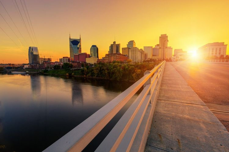 Nashville has one of the nation's highest entrepreneurship rates.
