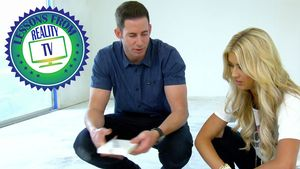 Tarek and Christina El Moussa Find a Shocker Under the Floor on 'Flip or Flop'