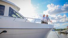 Yacht Owners Ditch Life on Land for the High Seas