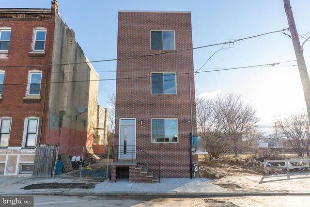 Philadelphia pa exterior brick house