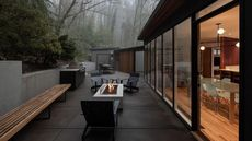 Midcentury Modern Design Truly Soars at Portland's Boomerang House