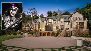 Kiss Frontman Gene Simmons Selling His Rock Star Estate for $22M in Beverly Hills