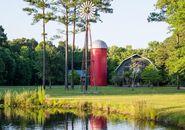 South Carolina Farmhouse Is a Private Country Paradise