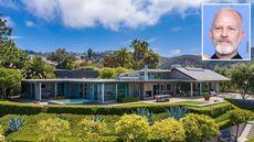 Prolific TV Producer Ryan Murphy Sells Luxurious Laguna Beach Estate at a Discount