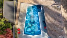 Must-See David Bowie Pool Makes This $3.5M Washington Mansion a True Rock Star