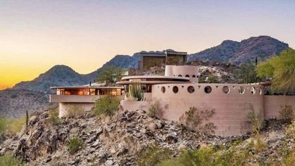 Inside Frank Lloyd Wright's Final Home: What's Taking It So Long to Sell?