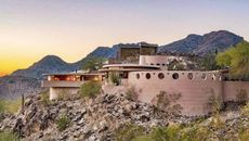 Frank Lloyd Wright's 'Circular Sun' Home in Phoenix Back on the Market for Another Spin