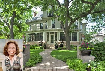 Hey, Look, You Can Buy Mary Tyler Moore's Apartment!
