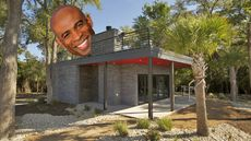NFL Star Deion Sanders' Tiny House Must Be Seen to Be Believed