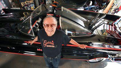 Encino Condo of Batmobile Creator George Barris for Sale
