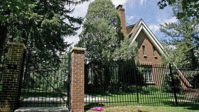Former residence of JonBenét Ramsey