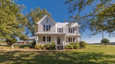 Action! This Gorgeous Georgia Farmhouse Comes With a Cinematic Resume