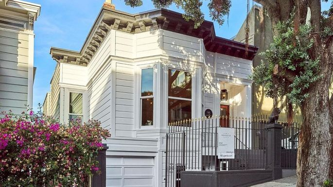 Home in Bernal Heights that sold for $2.34 mil