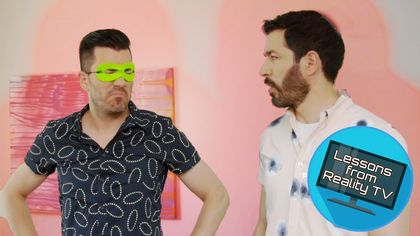 The Property Brothers Reveal the One Home Feature They Wish They Had Growing Up