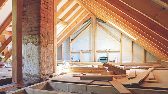 How To Insulate An Attic Steps Price And Benefits