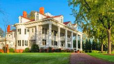 I Declare! Georgia Mansion That Inspired 'Gone With the Wind' Movie Is Up for Sale