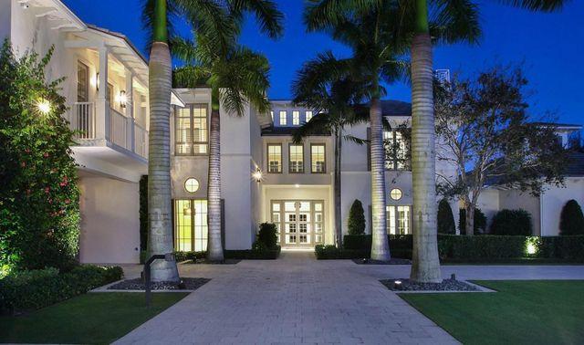 Lee Westwood's Home