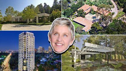 Ellen DeGeneres Has Sold How Many Homes?! Her Biggest Flips (and One Flop)