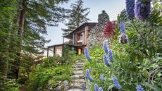 Log Cabin in Big Sur With Serious Design Pedigree Is Listed for $2.8M