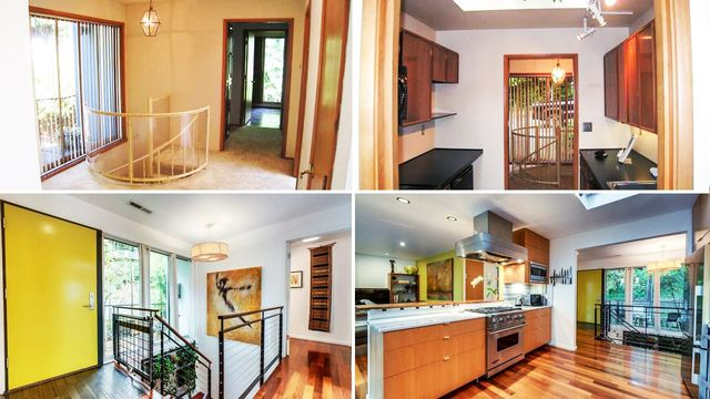 Lessons From Listing Photos: A Portland Home Goes Modern, Nearly Triples in Value