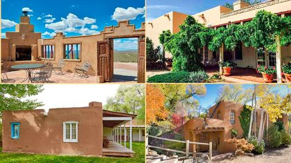 Que Linda! 7 Lovely Pueblo-Style Homes