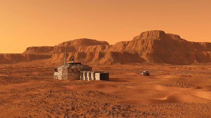 Mission to Mars: Will Real Estate on the Red Planet Take Off?