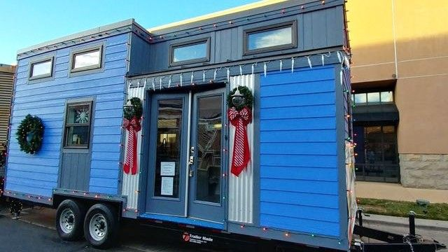 Get Lifted! This $98K Tiny Home Is Outfitted With an