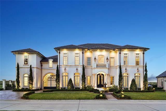 Julius Randle's Louisiana manor