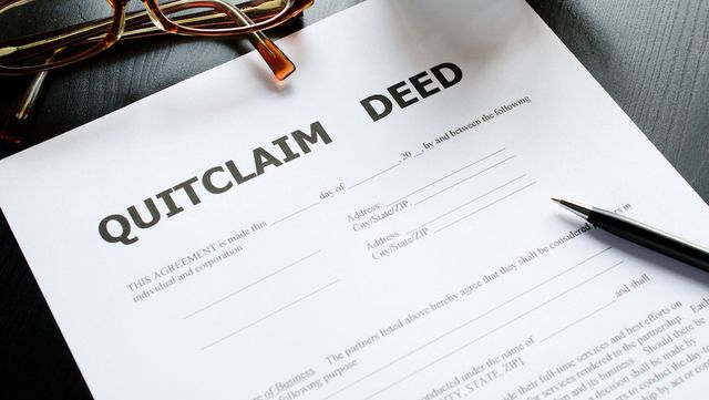 When Do You Need To Get A Quitclaim Deed  RealtorCom
