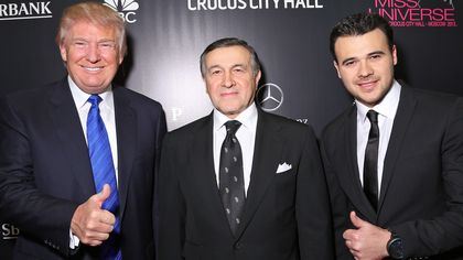Russian Oligarch With Ties to Trump Meeting Is Selling New Jersey Mansion