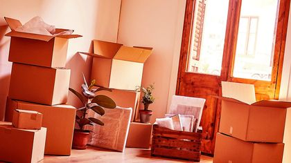 Don't Get Rid of the Boxes, and 4 Other Pro Tips for All You Frequent Movers