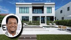 Hall of Famer Pedro Martinez Buys Sleek Miami Mansion for $3M