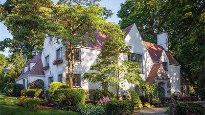 A Tudor Gem! Former Home of Novelist Sinclair Lewis for Sale in Bronxville