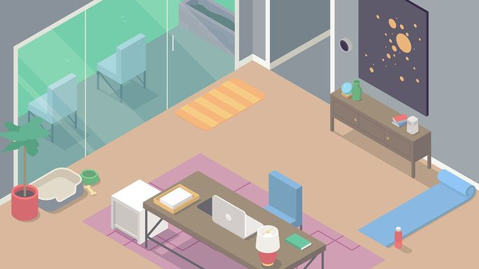 Plan your home hub in a room where you'll need a lot of bandwidth, like a home office, or a central location like a living room.