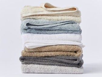 Add some luxury to your towel selection.