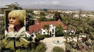 Price of the Notorious Phil Spector Mansion in SoCal Sinks Even Lower