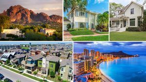 Airbnb Bliss: Top 10 Cities Where Vacation Rentals Rake in the Most Cash