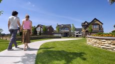 Looking for a Home in the Suburbs? Good Luck, So Is Everyone Else
