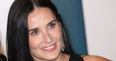 Demi Moore's Bathroom 'Office' Must Be Seen To Be Believed