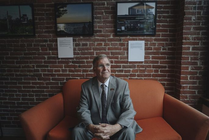 Erie Mayor Joe Schember sees technology companies playing a bigger role in the city.