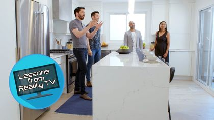 Are Plastic Furniture Covers Back?! Ask the Property Brothers