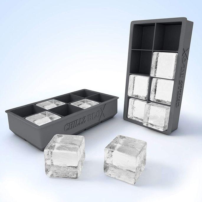 Classic Kitchen Chillz Blox large ice-cube tray