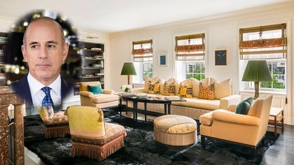 Disgraced TV Anchor Matt Lauer Finds a Buyer for Lavish $7M NYC Apartment