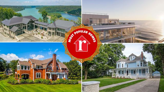 Massive $14.8M Tennessee Mansion Is The Week's Most Popular Home