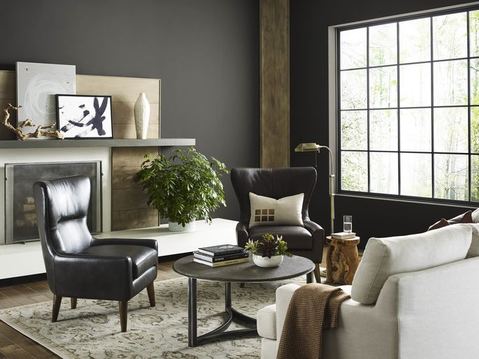 This calming gray hue feels both modern and timeless.